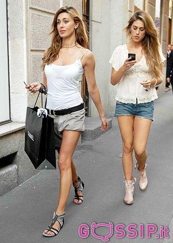 Celebrity life-news-photos: Le sorelle Rodriguez a Milano Lindsay Lohan Rumors
