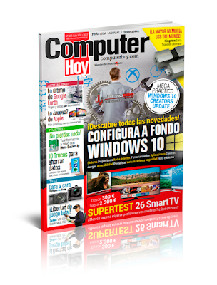 Computer Hoy 488 - Configura a fondo Windows 10 !!