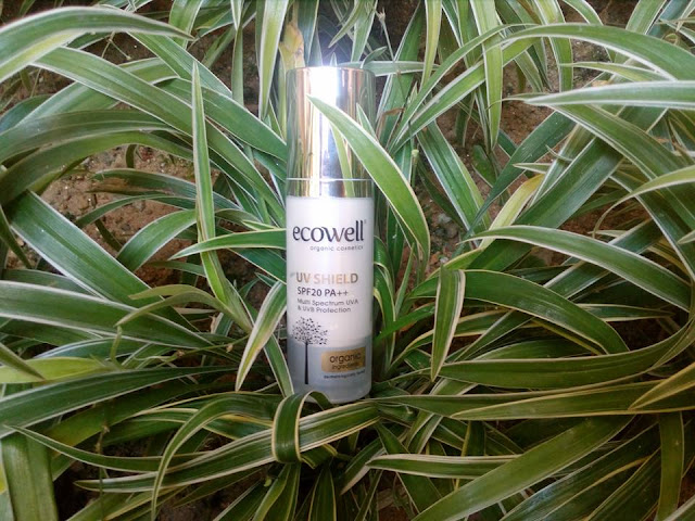 Ecowell Organic UV Shield SPF20