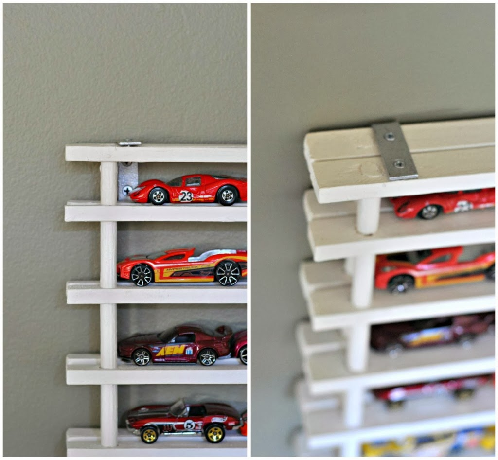 DIY Matchbox Car Garage **UPDATED** | A Lo and Behold Life