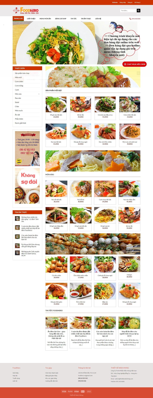 BÁN HÀNG 074 - đồ ăn