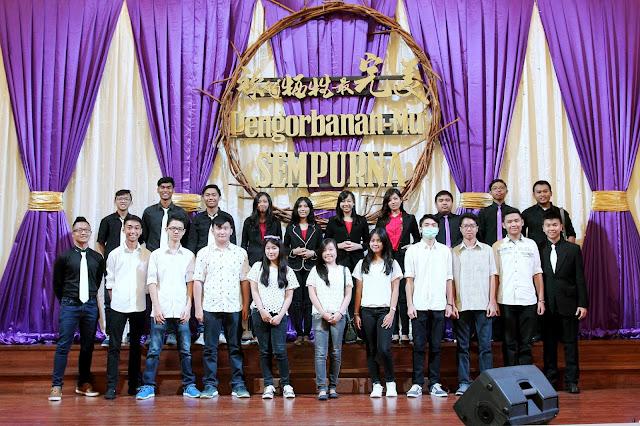 Dokumentasi Kegiatan Ibadah SMA Kristen Kalam Kudus Surakarta 2017