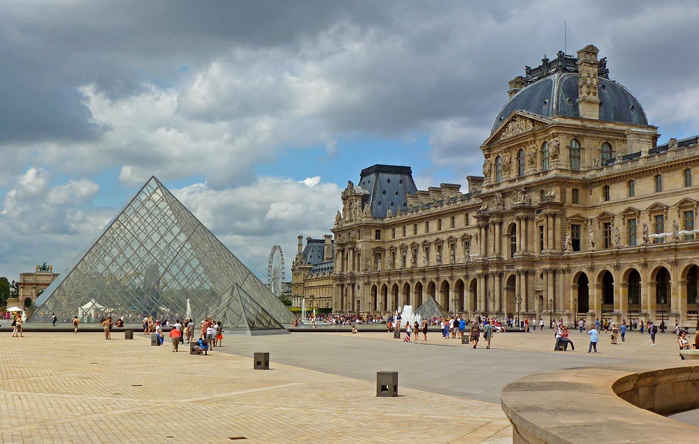 Living the life in Saint-Aignan: Le Louvre, part 2