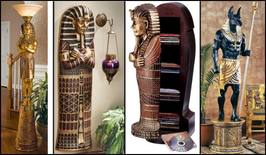 Decorating theme bedrooms  Maries Manor Egyptian