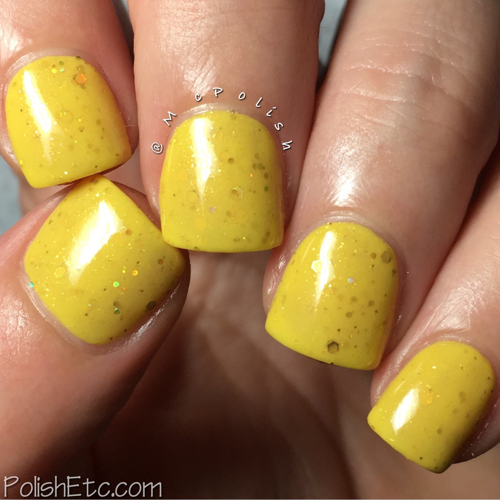 Takko Lacquer - The Yellow Ribbon - McPolish