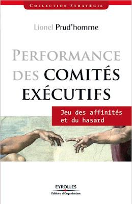 Télécharger Livre Gratuit Performance des comités exécutifs pdf