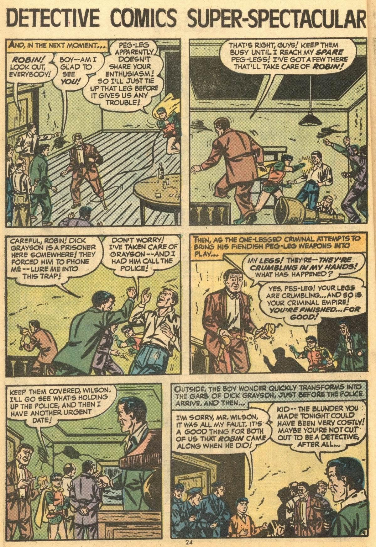 Detective Comics (1937) 444 Page 23