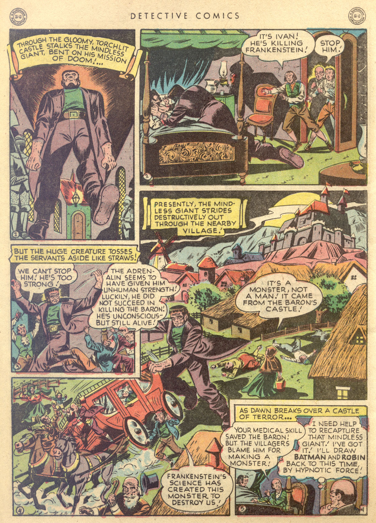 Detective Comics (1937) 135 Page 5