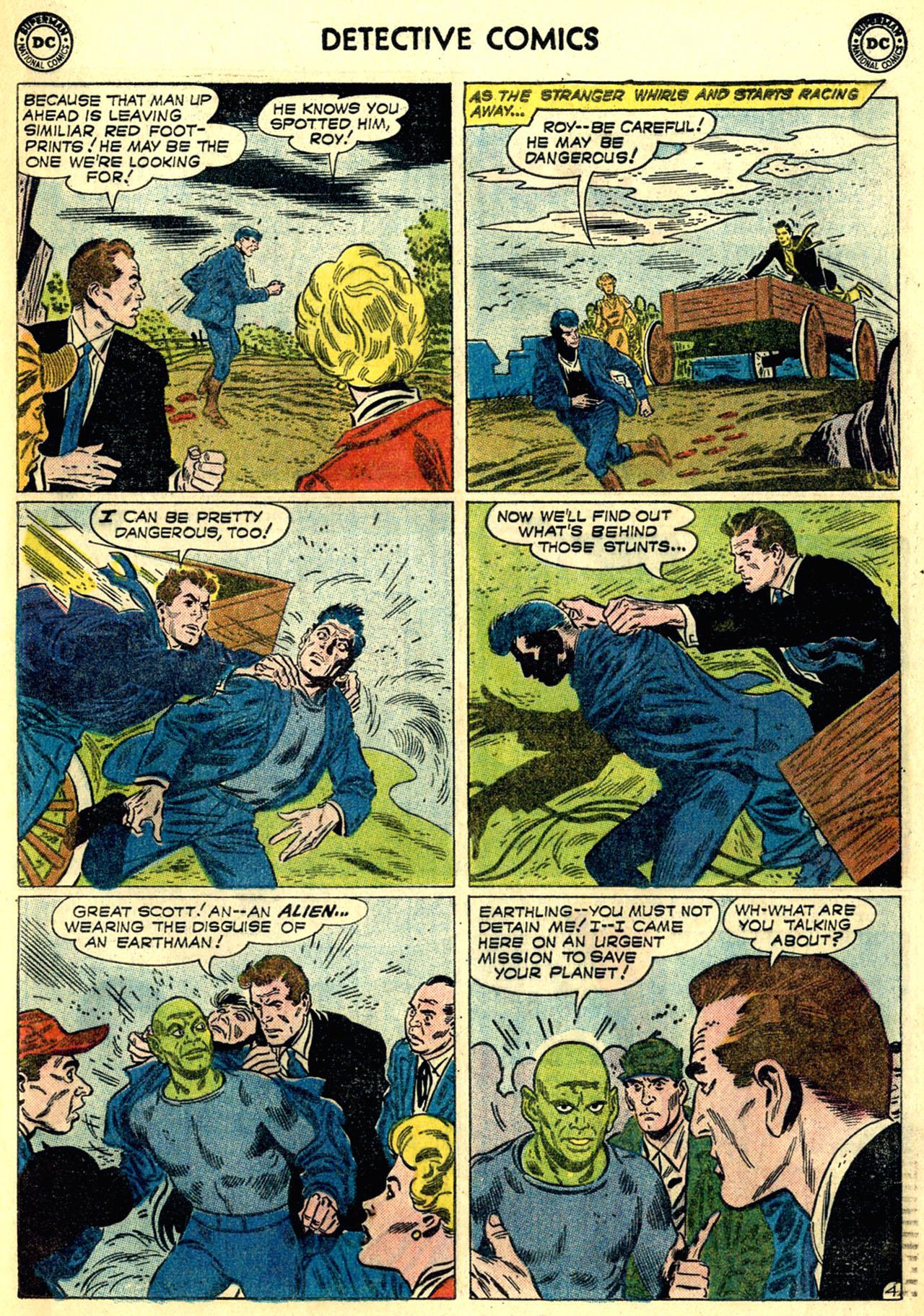 Read online Detective Comics (1937) comic -  Issue #268 - 21