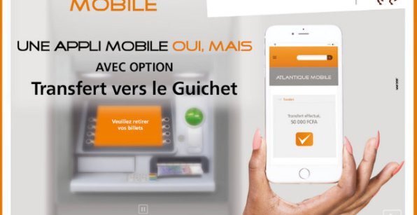 La Banque Atlantique lance son application mobile dans la zone UEMOA/ ticnew@info