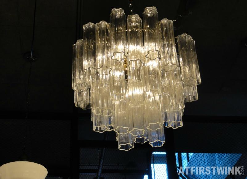 Jamie's Italian Markthal flawer chandelier lamp