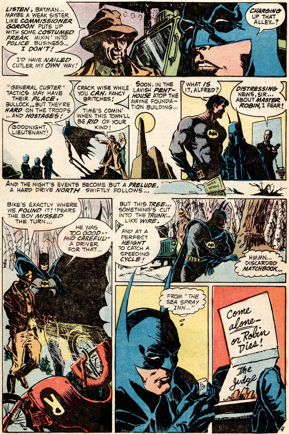 Detective Comics (1937) 441 Page 6