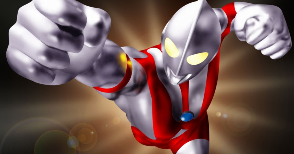 Mewarnai Gambar Ultraman Mewarnai Gambar
