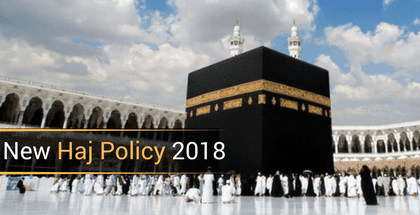New Haj Policy 2018