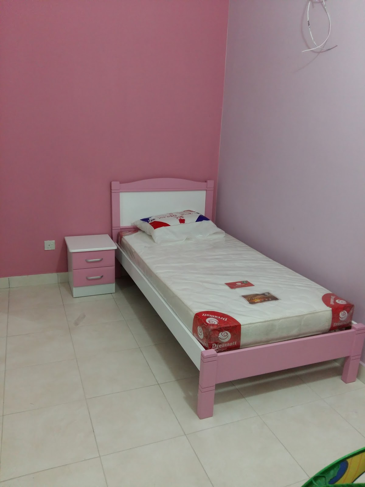 Road To There Pink Purple Bedroom For Sofea