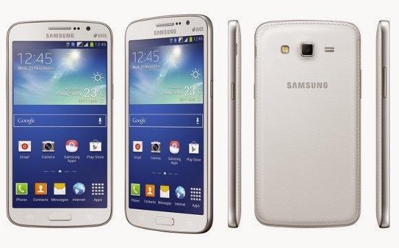 Samsung Galaxy Grand 2 Resmi di Pasaran Korea Selatan