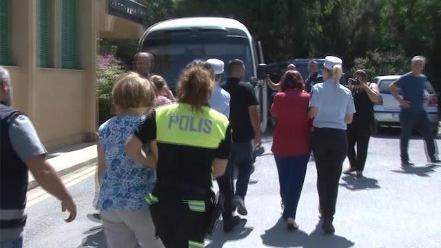 45 άτομα συνελήφθησαν στην κατεχόμενη Κύπρο ως Γκιουλενιστές!