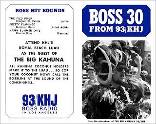 KHJ Boss 30 No. 49 - The Big Kahuna