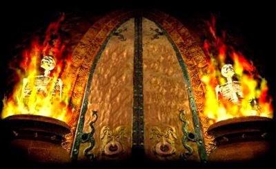 Resultado de imagem para O que são os Portões do Inferno?