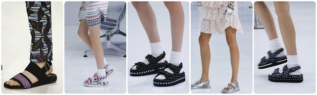 [SS16] American tourist sandals  L-vi.com