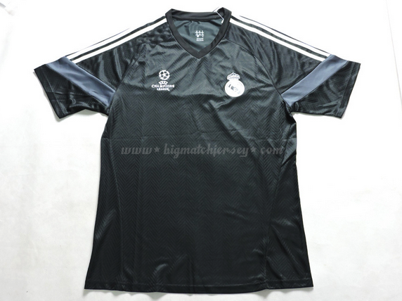 Jersey Bola grade Ori Real Madrid Training UCL Official 2014-2015