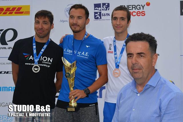 Απόλυτα ικανοποιημένοι οι συμμετέχοντες στο Nafplio Energy Triathlon