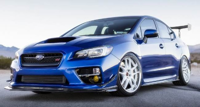 2018 Subaru WRX STI Hatchback Review