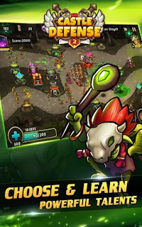 Download Castle Defense 2 Apk v3.2.1 Mod Unlimited Money Terbaru