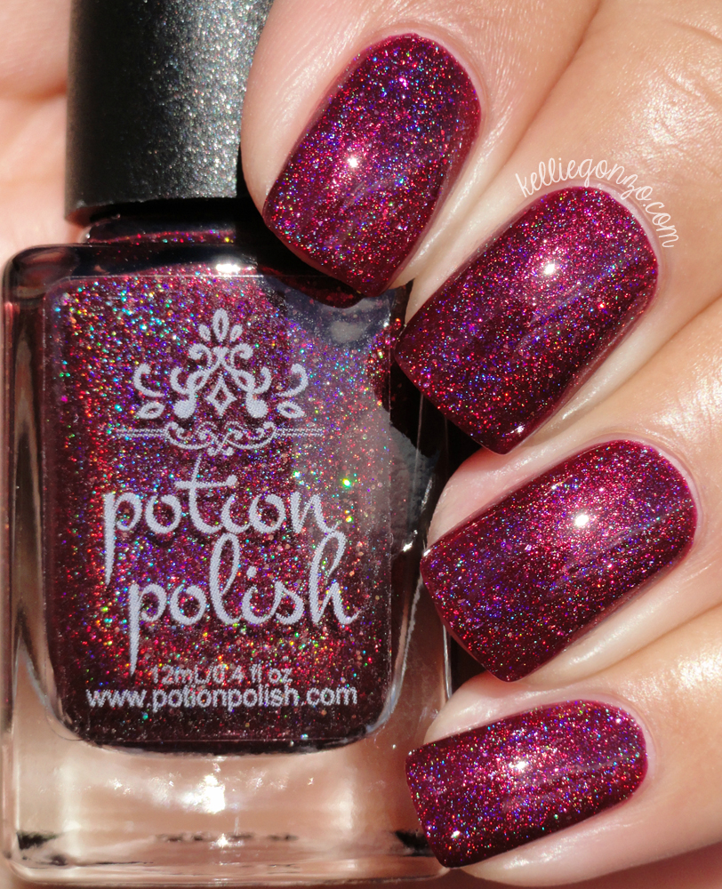 Potion Polish Very Merry