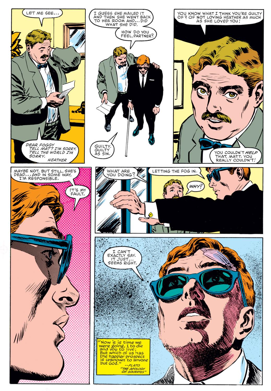 Daredevil (1964) 220 Page 22