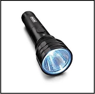 Craftsman Luxeon K2 LED Flashlight
