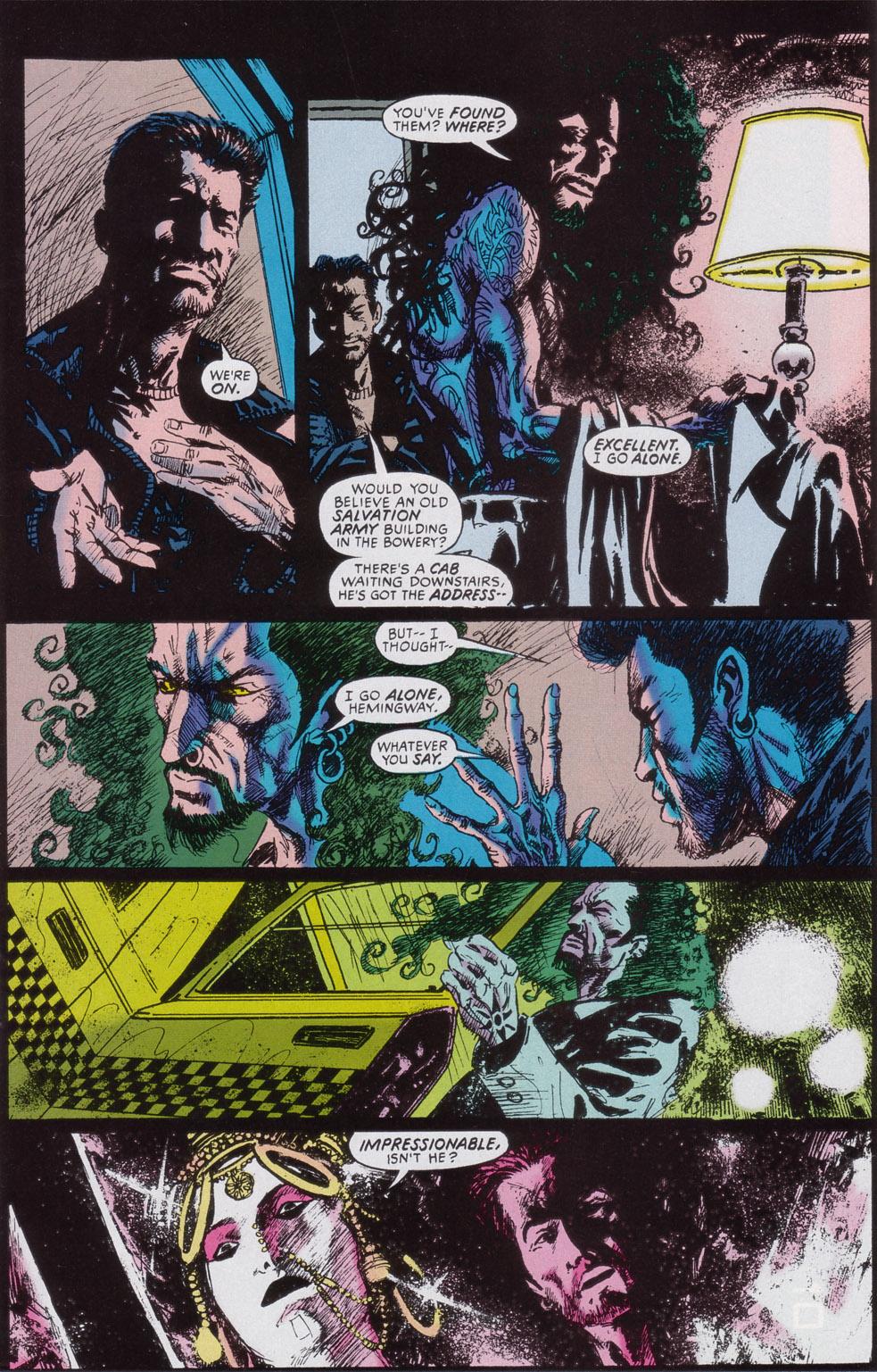 Read online Druid comic -  Issue #3 - 8