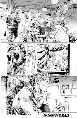 """""""Heroes in Crisis"""" el próximo evento de DC Comics"""