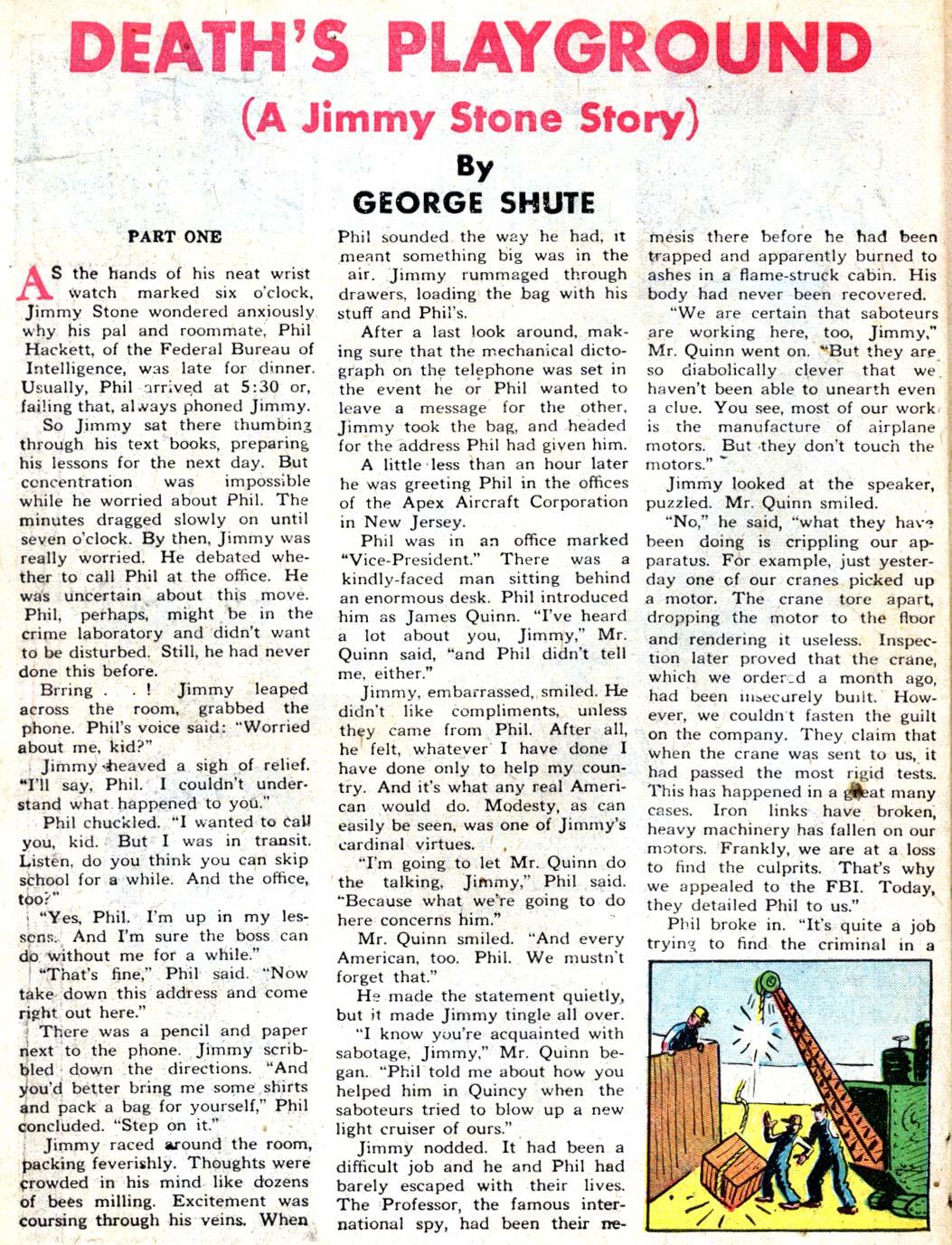 Read online All-American Comics (1939) comic -  Issue #10 - 50