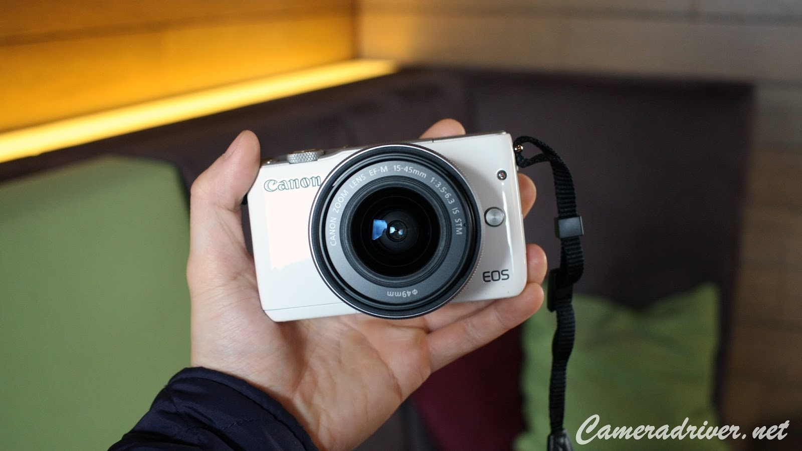 Canon EOS M10 firmware Download