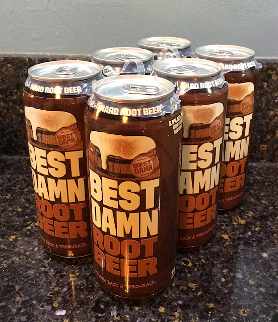Best Damn Root Beer 6-pack