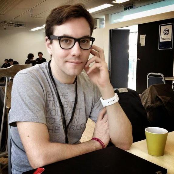 Jacob Appelbaum, chercheur indépendant en sécurité informatique