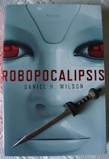 Portada del libro Robopocalipsis, de Daniel H. Wilson