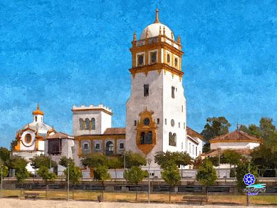 Pabellón de Argentina - Expo 1929 -  Sevilla