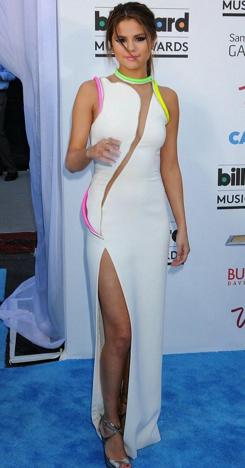 Selena Gomez Y Sus Mejores Vestidos De Fiesta 101