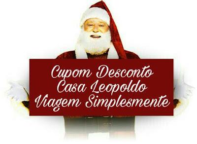 CASA LEOPOLDO CUPOM DE DESCONTO