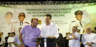 Camilo Santana sanciona lei que institui a Região Metropolitana de Sobral