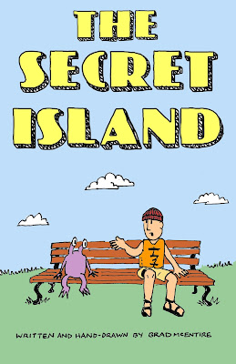 The Secret Island by Brad McEntire