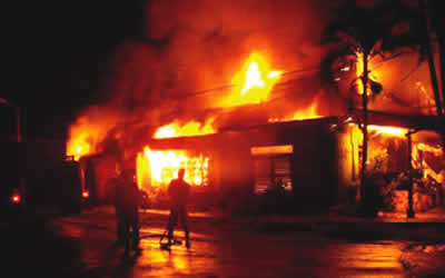 Failure To Fulfil Campaign Promises, Angry Youths Set Senator, Rep's Houses Ablaze