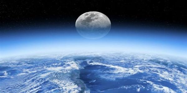 Η Γη στέλνει στην Σελήνη οξυγόνο