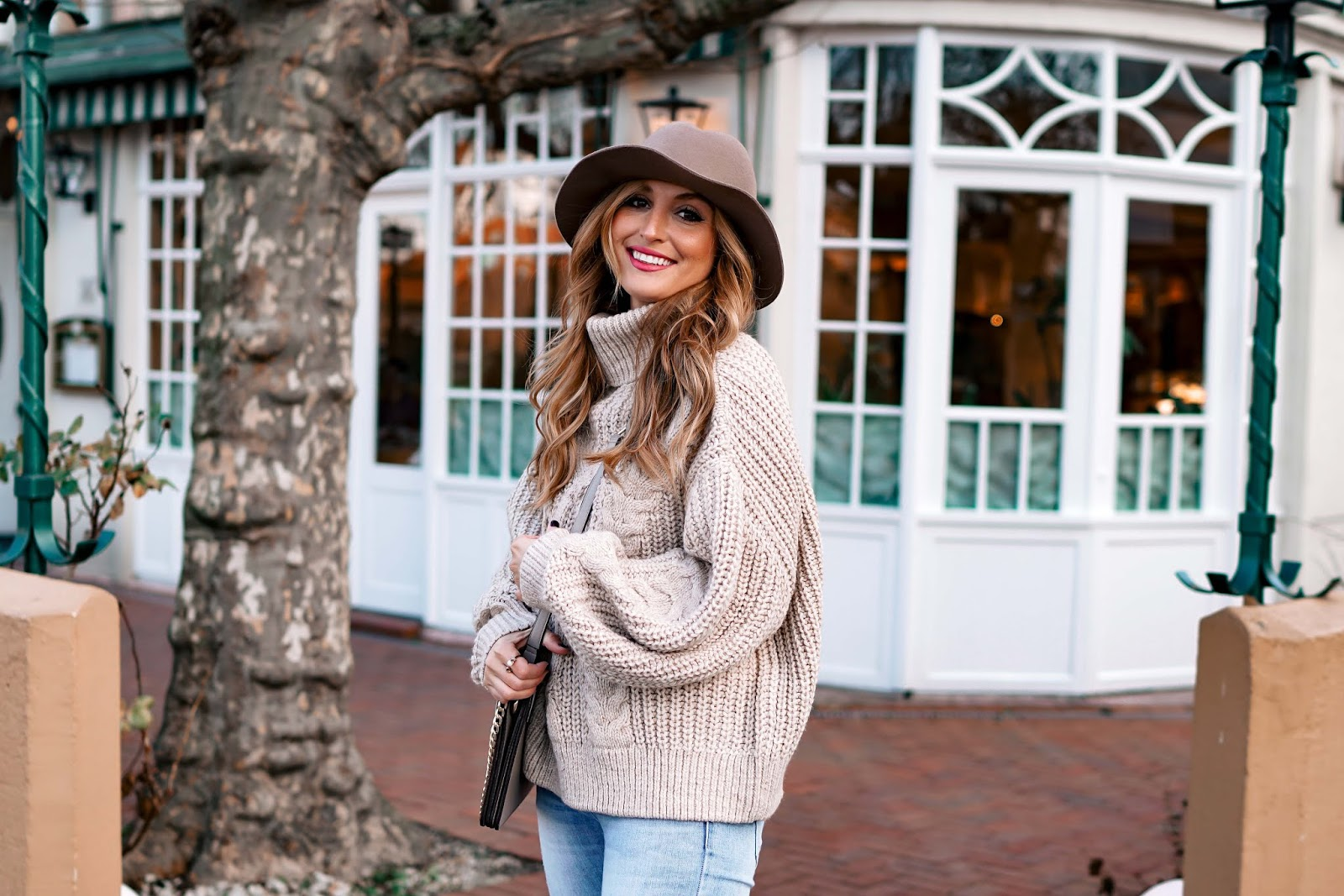 Fashionstylebyjohanna Fedora Hut Winter Outfit
