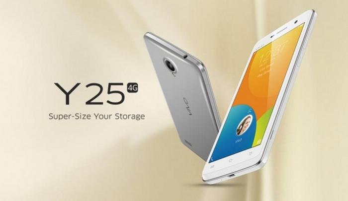 Spesifikasi dan Harga Vivo Y25 Terbaru