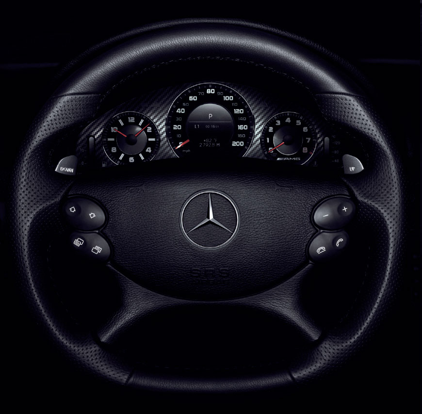 Mercedes Benz Logo Black Cars N Bikes