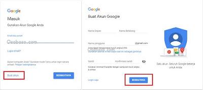 Cara Membuat Email Gmail di Komputer