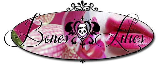 Bones And Lilies: Challenge: How I Edit My Pictures